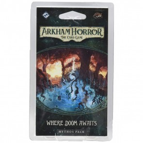 Beyond the Veil - The Arkham Horror Card Game: Where Doom Awaits