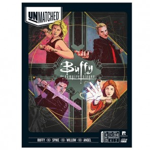Unmatched: Buffy the Vampire Slayer Available for Pre-order