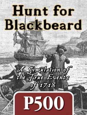 Hunt for Blackbeard