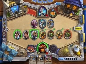 Barnestorming- Hearthstone (IOS) in Review, WazHack, The Faint