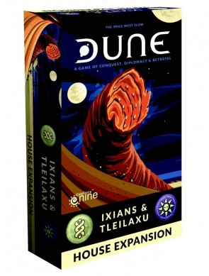 Dune Board Game Expansion Announced
