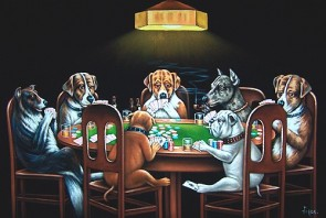 Gaming in the Doghouse - August 2015
