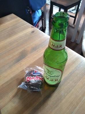 Beer & Ding Dongs