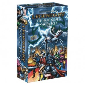 Legendary: Heroes of Asgard Expansion
