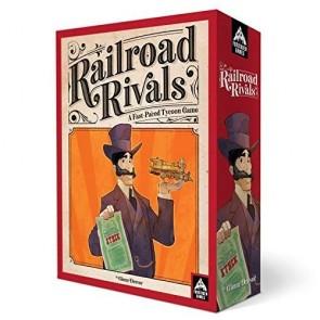Railroad Rivals Board Game