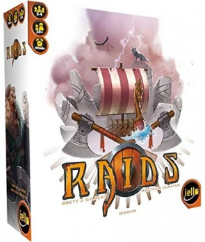 Raids Board Game