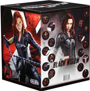 Heroclix Black Widow Gravity Feed