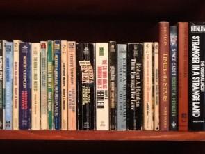 Engineer Al's Sci-Fi Library: Robert A. Heinlein