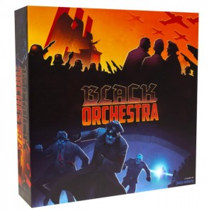 Black Orchestra Board Game