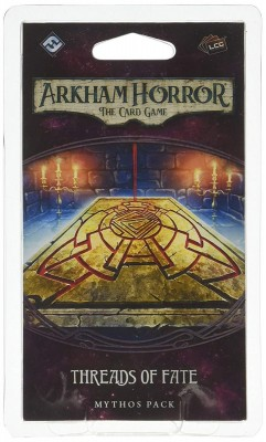 Arkham Horror: The Card Game - Threads of Fate (Forgotten Age 2)