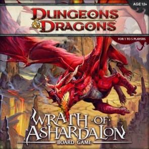 Wrath of Ashardalon Dungeons & Dragons Board Game