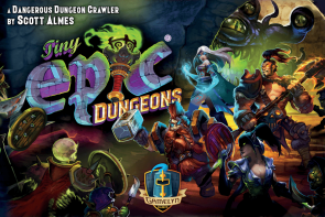 Tiny Epic Dungeons brings the crawl down to size