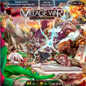 Village War: The Calamity - Preorder now for July Delivery