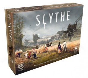 Barnes on Games- Scythe Roundtable, Mansions of Madness in Review