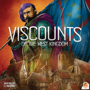 Viscounts of the West Kingdom (Punchboard Reviews)