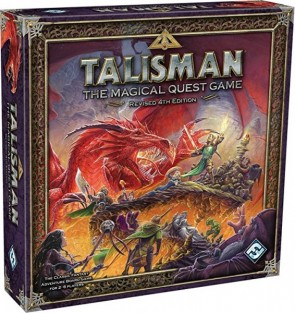 Talisman Board Game 4th Edition