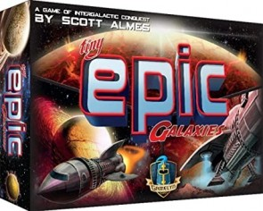 Extra Credit Critic: Tiny Epic Moocher -  A Tiny Epic Galaxies Review