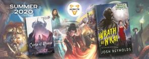 Second Aconyte Novel Revealed: Supernatural Adventure in Arkham Horror