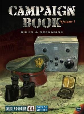 Memoir '44: Campaign Book
