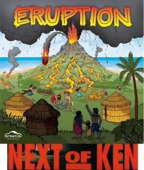 Next of Ken, Volume 28:  Mortal Kombat, Puzzle Strike Upgrade Kit, and Eruption!