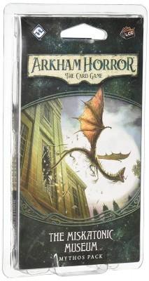 Arkham Horror The Card Game: The Miskatonic Museum