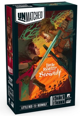 Unmatched: Little Red Riding Hood vs Beowulf Announced