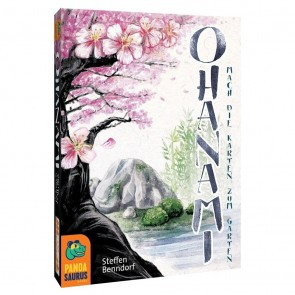 Ohanami Board Game