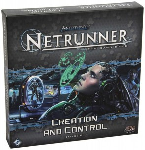 Android Netrunner: Creation and Control