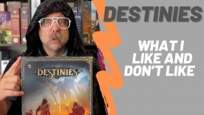 What I Like and Don't Like About DESTINIES - A Review By a Comedian