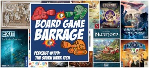 The Seven Week Itch - The Board Game Barrage