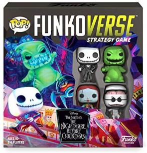 Funkoverse: Disney The Nightmare Before Christmas