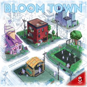 Everything is coming up Roses: Bloomtown Board Game Review