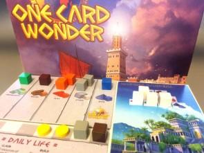One Card Wonder