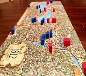 The First Step on the Yellow Block Road: Quebec 1759 versus War of 1812