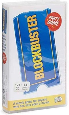 Blockbuster Party Game
