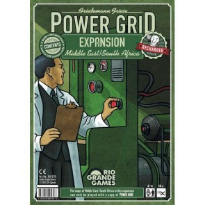 Power Grid: Middle East/South Africa Expansion