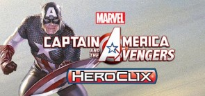 Heroclix: Captain America & The Avengers