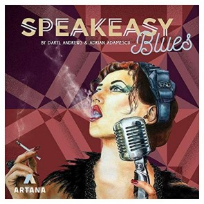Speakeasy Blues board game