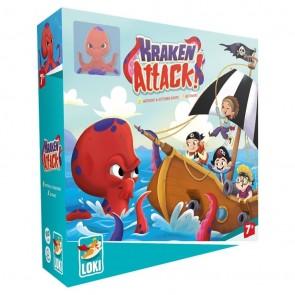 Kraken Attack! Board Game