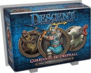 Guardians of Deephall Hero and Monster Collection