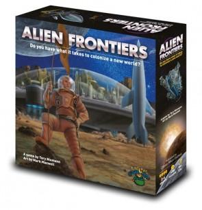 Alien Frontiers - Boardgame Review