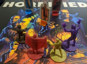 Horrified a fun review and comparison to Pandemic