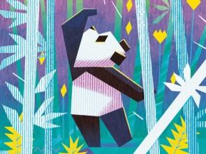 Pilfering Pandas Board Game