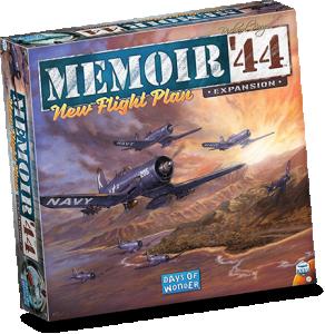 Memoir '44: New Flight Plan Expansion