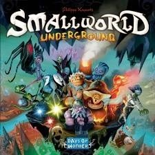 Barnestorming #15- Smallworld: Underground in Review, Black Swan, Work for Love