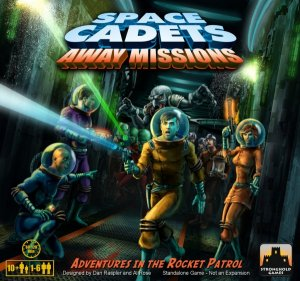 Space Cadets: Away Missions Review