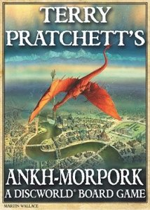 Discworld: Ankh-Morpork....is this a F:ATer's Dream or nightmare?