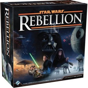 Barnes on Games- Rebellion in Review, The Game I Forgot About, Imperial Settlers