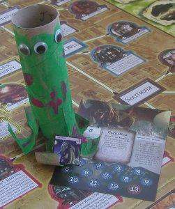 Arkham Horror: Six Seal Solo Struggle