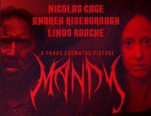 Barnes on Film - Mandy (Panos Cosmatos, 2018)